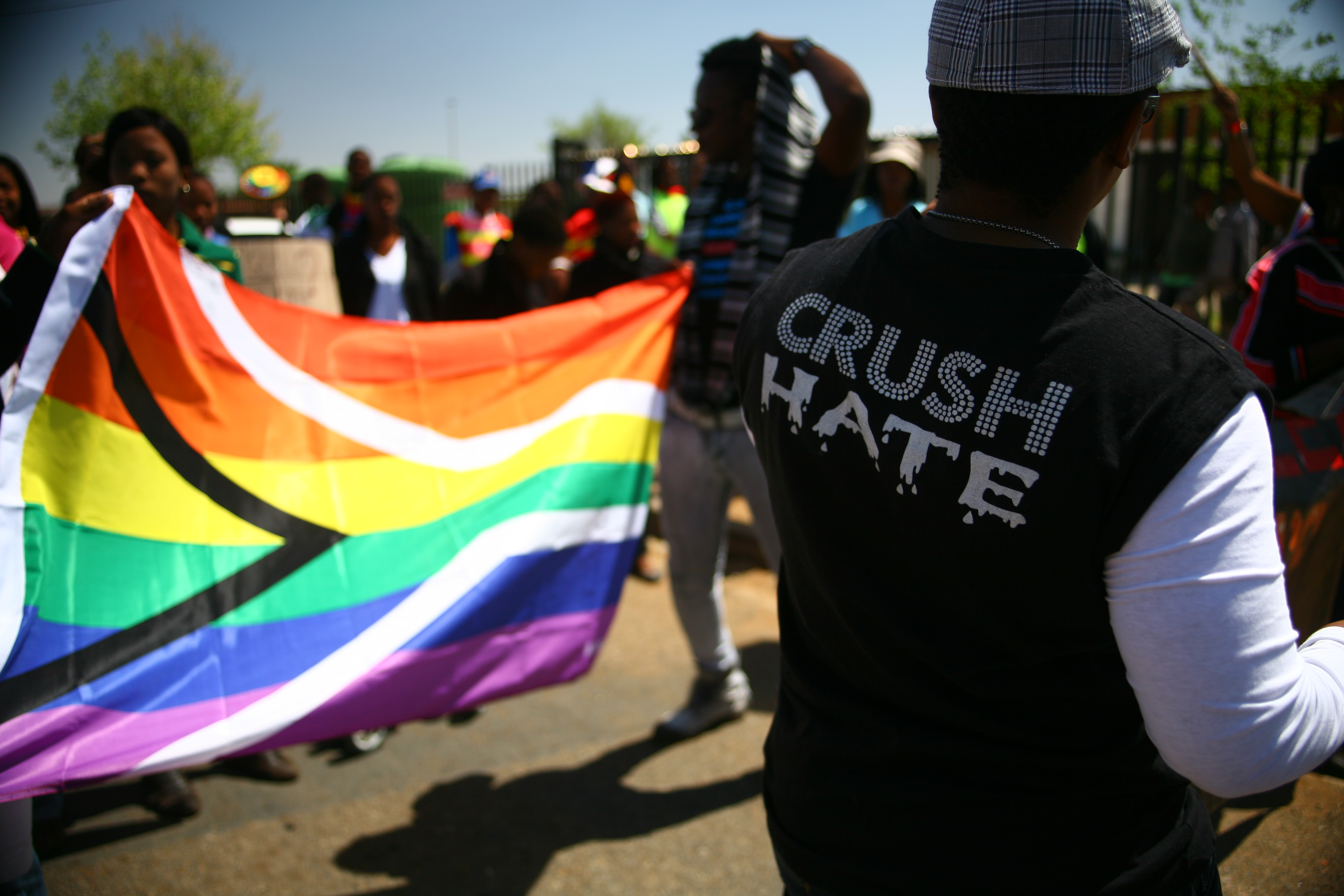 Homosexuality in south africa