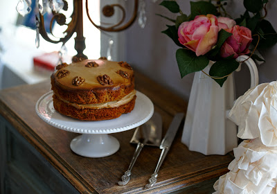 Irel Coffee Cake Recipe