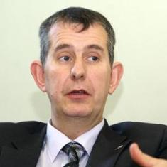 Northern Irish Health Minister, Edwin Poots MLA