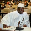 "Gambian President Blasts Homosexuality ""Top Global Threat"""