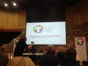 The TENI event took place at Dublin's Wood Quay Venue yesterday.