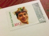 Mr Gay Europe Becomes Face of Norwegian PostageStamp