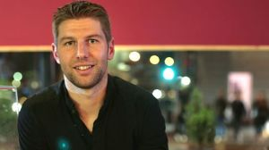 31-year-old Thomas Hitzlsperger is now the most prominent openly-gay footballer. [Image: Die Zeit]