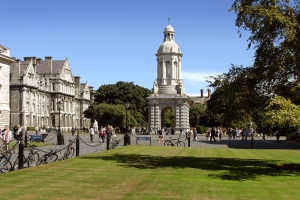 Coca-Cola has been banned from Trinity College's students union premises. [Image: TCD]