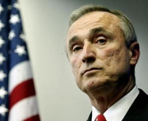 NYPD Commissioner, William J Bratton. [Image: ibitimes.com]