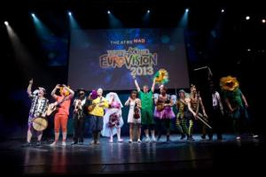 West End Eurovision takes place May 22 at the Dominion Theatre in London