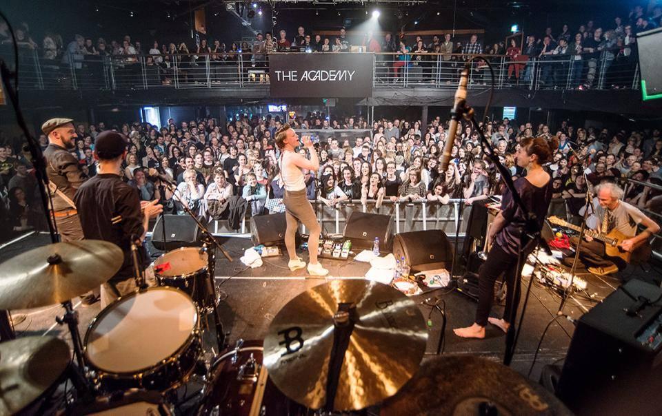 Lawson gig! - Review of The Academy Dublin, Dublin ...