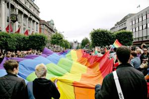 Dublin Pride takes place in June. [Image: Dublin Pride/Facebook]