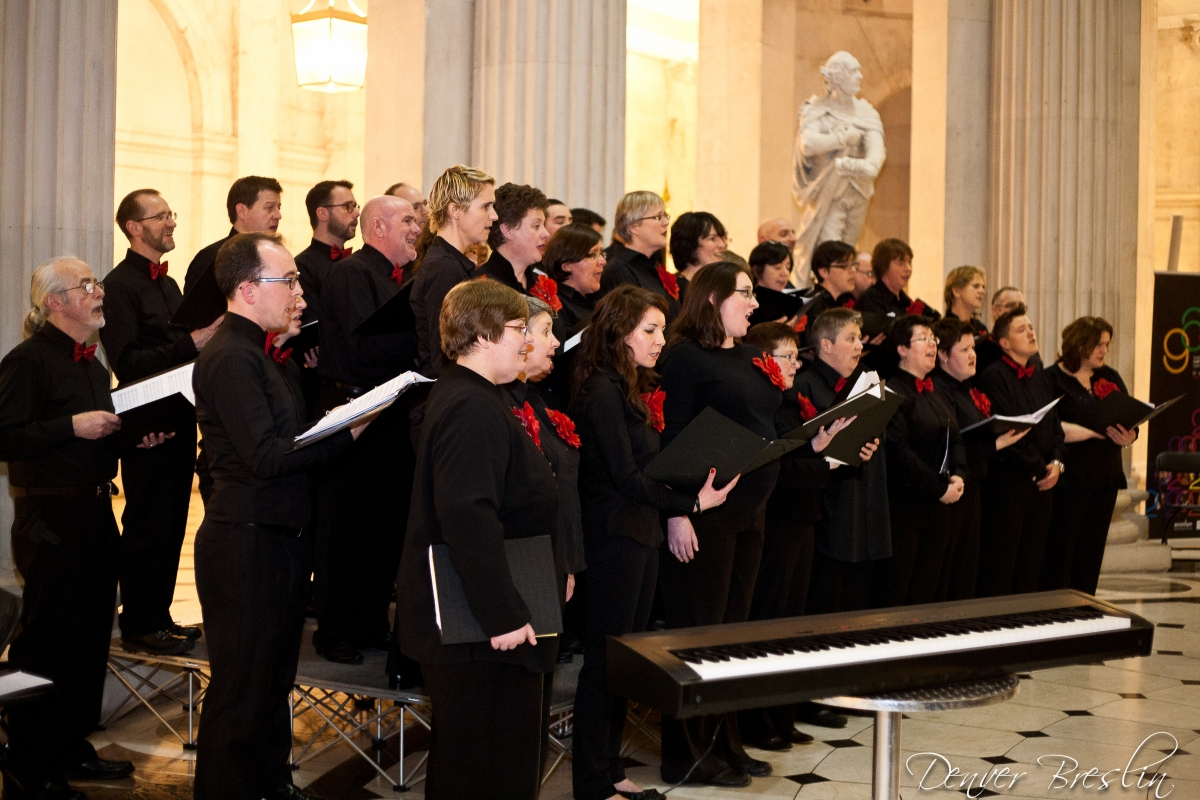 News Gloria, Dublin s Lesbian and Gay Choir
