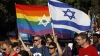 Watch: Tel Aviv Comes Out