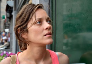 Marion Cotillard stars as Sandra in Two Days, One Night