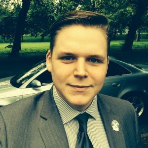 SNP Councillor Austin Sheridan [Image: Facebook]