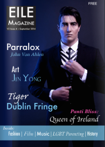 The September 2014 issue of EILE Magazine is available to read/download for free now! Simply click on the cover!