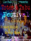 Event: Totem & Tabu Arts Festival,Amsterdam