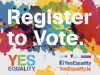 'Yes Equality' Register to Vote Campaign to be Launched Ahead of MarriageReferendum