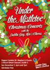 """Don't Forget! FREE Today at 3 pm and 7pm, Dublin Gay Men's Chorus, """"Under The Mistletoe"""" Concerts"""