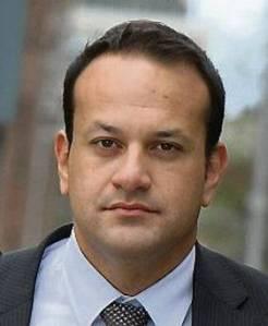 Photo of Fine Gael's Leo Varadkar