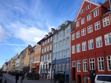 The beautiful quayside of Nyhavn is popular with tourists, which also makes it quite expensive. [Image: Scott De Buitléir]