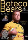 Don't Miss: Dublin Bears – Boteco Bears Night Out 7thMarch!