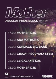 Block party mother