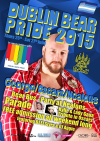 Dublin Bear Pride 2015: Events 25th To 27th June