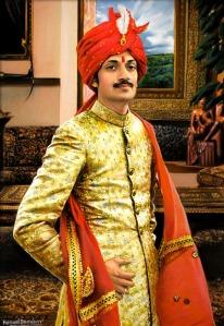Painting_of_Manvendra_Singh_Gohil