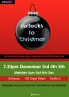 Acting Out Say 'B*****ks to Christmas'!