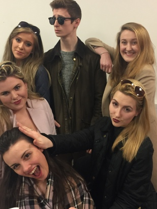Actors: Lucy Brownlie, Paul Storrs, Rebecca Lenaghan, Claire Handley, Sarah Steen and Emma Taylor