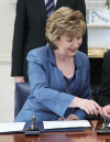 "Mary McAleese to Launch ""Groundbreaking"" Irish LGBTI Mental Health Report"