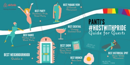 Panti's #HOSTWITHPRIDE Guide for Guests