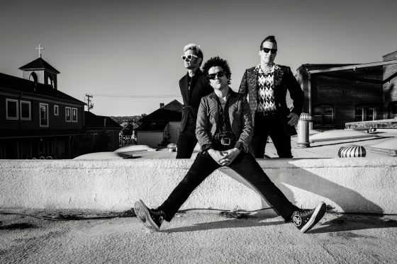 Green Day 2016 Pic photo credit Frank Maddocks