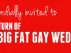 Belfast: The Big Fat Gay Wedding – Playwright Martin Lynch To 'Marry' LesbianCouple