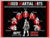 Professional LGBTQ Mixed Martial Arts Fighters