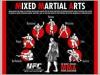 Professional LGBTQ Mixed Martial ArtsFighters