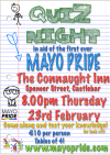 Fundraising Event For First Ever Mayo Pride! (and Volunteers Wanted)