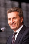 Controversial Commissioner Oettinger Begins His First Week