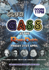 Don't Miss: Club GASS Night for April at the Róisín Dubh!