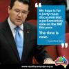 Australia: Gay Sen. Dean Smith Drafts Pro-Marriage EqualityBill