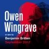 Opera Collective Ireland presents Irish premiere of OWEN WINGRAVE in Limerick , Cork ,Dublin