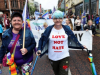 Northern Ireland: Thousands March For Same-sex Marriage