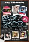 Club GASS for September, 'Back 2 School'Night!