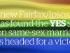 Australia: Same-sex marriage plebiscite has begun as Poll shows 70%support