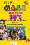 Club GASS: Back To The 90's – Dress Up Club Night!