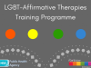 NI: Rainbow Project – Free 2 Day Intro to LGBT-Affirmative Therapies Training