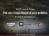 US: LGBTQ Advocates Launch TV Ad Targeting Ban on Trans Troops