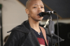 For South African gay star, defiance is key tosurvival