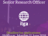 ILGA Vacancy: Senior Research Officer