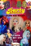 Club GASS: Party Monster on Friday October 12th!