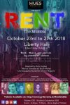 RENT – The Musical, October 23 to 27, Liberty Hall, Dublin