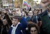 Paris: Police, activists split over surge in LGBT+attacks